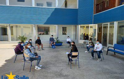 La Salle Torreforta delegats ESO
