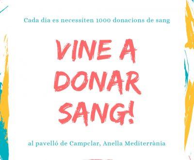 Donar Sang Torreforta